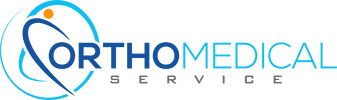 Ortho Medical service Logo