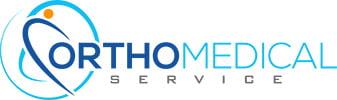 Ortho Medical service Logo